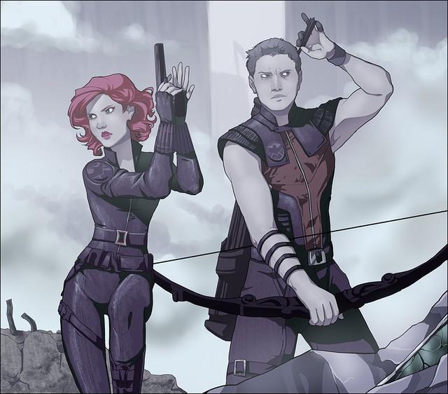 Avengers: Endgame - Bản thiên trường ca bi tráng nhất lịch sử điện ảnh siêu anh hùng từ trước đến nay - Ảnh 14.