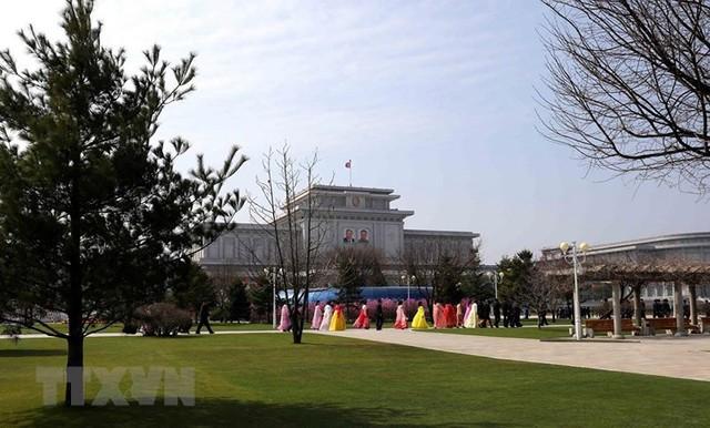 Vẻ đẹp Triều Tiên qua ống kính của phóng viên TTXVN - Ảnh 12.