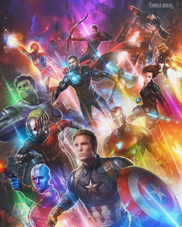 Avengers: Endgame - Bản thiên trường ca bi tráng nhất lịch sử điện ảnh siêu anh hùng từ trước đến nay - Ảnh 16.