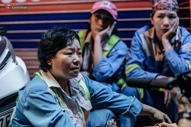 Sự ra đi của nữ công nhân môi trường và nỗi ám ảnh người ở lại: Những phận đời phu rác bám đường phố Hà Nội mưu sinh - Ảnh 21.