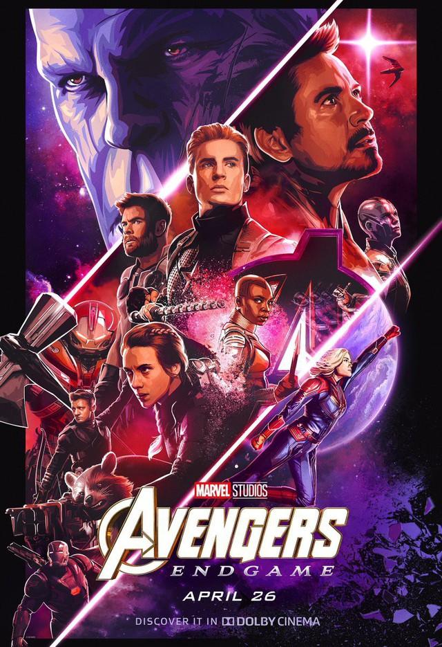 Avengers: Endgame - Bản thiên trường ca bi tráng nhất lịch sử điện ảnh siêu anh hùng từ trước đến nay - Ảnh 7.