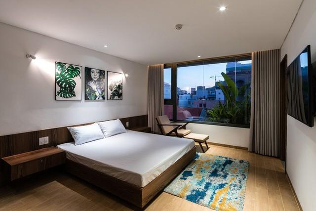 Ngôi nhà 7 tầng vừa ở vừa cho thuê với những khu vườn treo rất nên thơ ở Vũng Tàu - Ảnh 6.