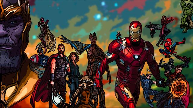 Avengers: Endgame - Bản thiên trường ca bi tráng nhất lịch sử điện ảnh siêu anh hùng từ trước đến nay - Ảnh 9.
