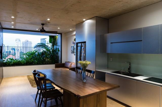 Ngôi nhà 7 tầng vừa ở vừa cho thuê với những khu vườn treo rất nên thơ ở Vũng Tàu - Ảnh 8.