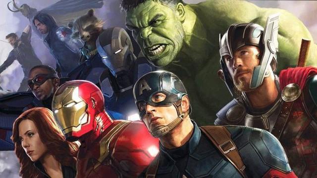 Avengers: Endgame - Bản thiên trường ca bi tráng nhất lịch sử điện ảnh siêu anh hùng từ trước đến nay - Ảnh 10.