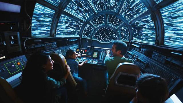 Toàn cảnh công viên Disney tỷ đô phong cách Chiến tranh giữa các vì sao trước ngày mở cửa chính thức - Ảnh 9.