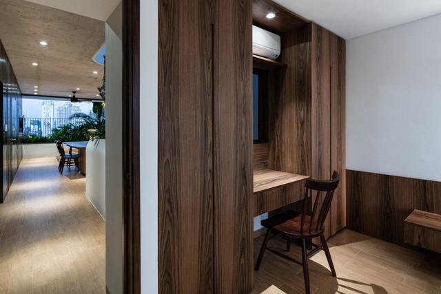 Ngôi nhà 7 tầng vừa ở vừa cho thuê với những khu vườn treo rất nên thơ ở Vũng Tàu - Ảnh 10.