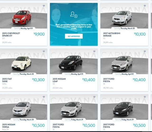 (Bài 29-4) Carvana: Công ty kinh doanh ô tô cũ qua... máy bán hàng tự động - Ảnh 1.