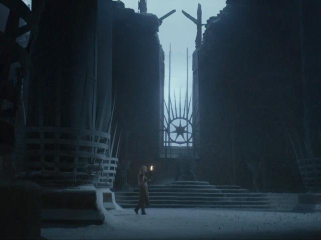 Giả thuyết mới: Night King đang cưỡi rồng tới đánh phá Kings Landing - Ảnh 2.