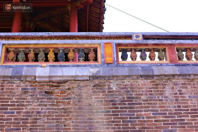Clip: Diện mạo mới của cổng Ngọ Môn ở Đại Nội Huế sau khi được lột bỏ bụi thời gian - Ảnh 12.