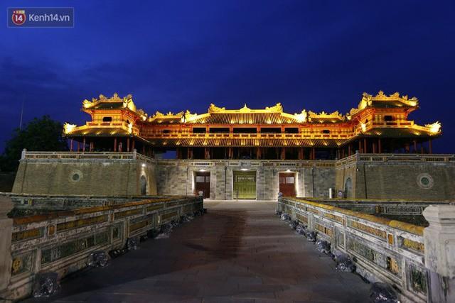 Clip: Diện mạo mới của cổng Ngọ Môn ở Đại Nội Huế sau khi được lột bỏ bụi thời gian - Ảnh 17.