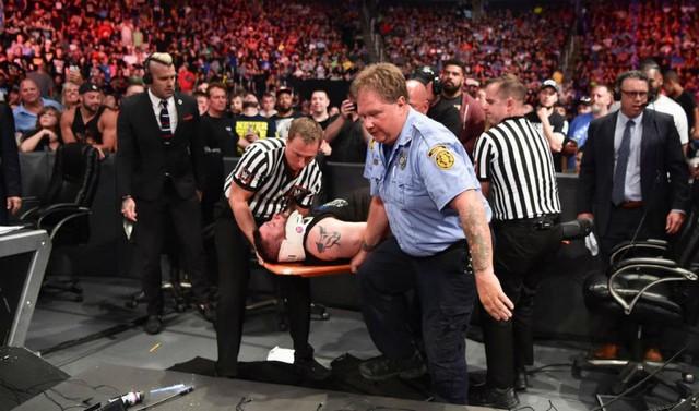 """Đế chế Đô vật WWE: Môi trường làm việc """"địa ngục"""", không nghỉ ngơi, không bảo hiểm, không tôn trọng tính mạng… (P.2) - Ảnh 5."""