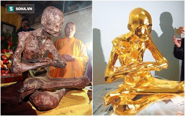 Giai thoại kỳ bí về ngôi miếu kỳ dị nhất TQ: Bên trong mỗi pho tượng là 1 thân người! - Ảnh 3.