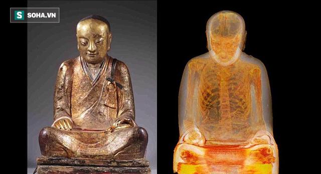 Giai thoại kỳ bí về ngôi miếu kỳ dị nhất TQ: Bên trong mỗi pho tượng là 1 thân người! - Ảnh 4.
