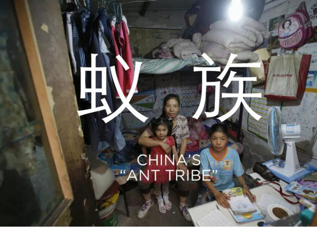 Cận cảnh những bộ lạc người kiến, người chuột sống chen chúc ngột ngạt dưới lòng đất những đô thị phồn hoa bậc nhất Trung Quốc - Ảnh 2.