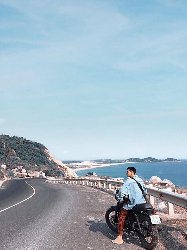 9x cùng câu chuyện độc hành xuyên Việt trên chiếc xe máy: Đi thôi, để thấy Việt Nam mình thực sự xinh đẹp! - Ảnh 11.