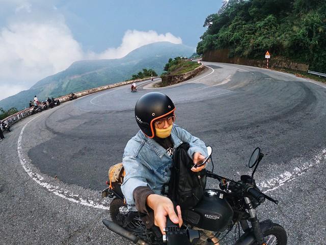 9x cùng câu chuyện độc hành xuyên Việt trên chiếc xe máy: Đi thôi, để thấy Việt Nam mình thực sự xinh đẹp! - Ảnh 5.