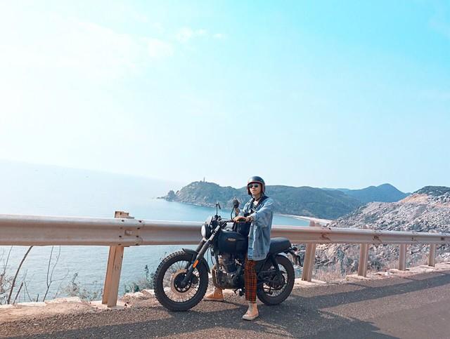 9x cùng câu chuyện độc hành xuyên Việt trên chiếc xe máy: Đi thôi, để thấy Việt Nam mình thực sự xinh đẹp! - Ảnh 10.