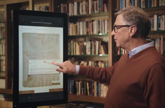 Nổi tiếng là người tằn tiện, nhưng 25 năm trước Bill Gates từng chi 30,8 triệu USD để mua một quyển sách, sau đó cho mọi người đọc miễn phí - Ảnh 2.