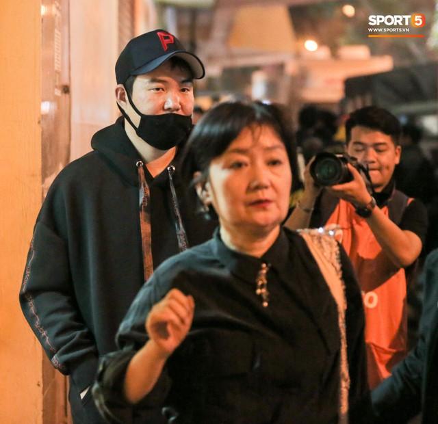 Con trai HLV Park Hang-seo sang Việt Nam và tiết lộ những áp lực không tưởng ở Hàn Quốc - Ảnh 5.