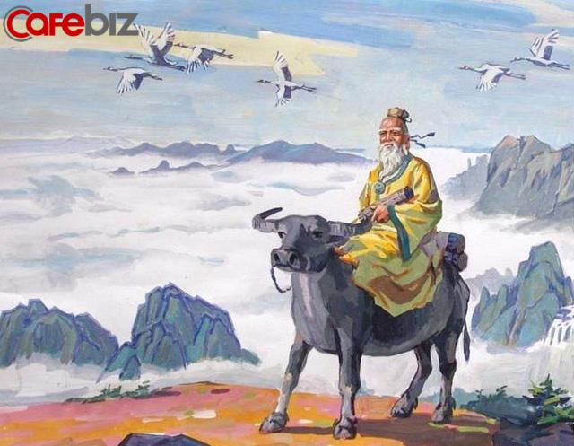 4 từ này của Lão tử được coi là điềm báo sự may mắn, đã được lưu truyền suốt hơn 2.500 năm, có thể giúp đời bạn thuận buồm xuôi gió - Ảnh 1.