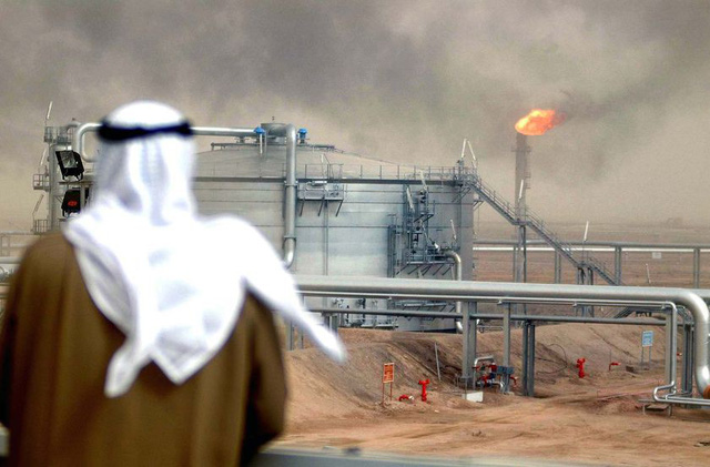 Mỏ dầu lớn nhất Arab Saudi đang cạn kiệt nhanh hơn bao giờ hết - Ảnh 1.