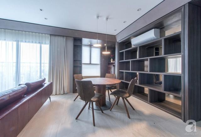 Cùng xem căn hộ 127m² có tổng chi phí thi công và hoàn thiện là 1,3 tỷ đồng ở Hà Nội này đặc biệt như thế nào - Ảnh 11.