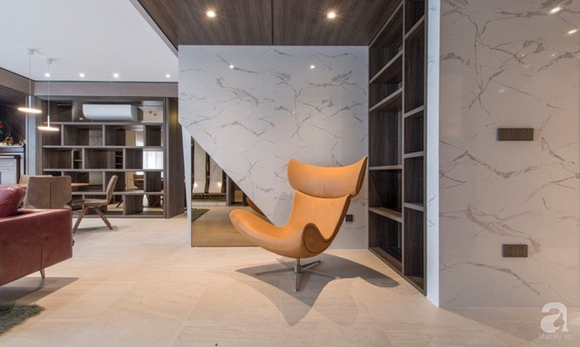 Cùng xem căn hộ 127m² có tổng chi phí thi công và hoàn thiện là 1,3 tỷ đồng ở Hà Nội này đặc biệt như thế nào - Ảnh 12.