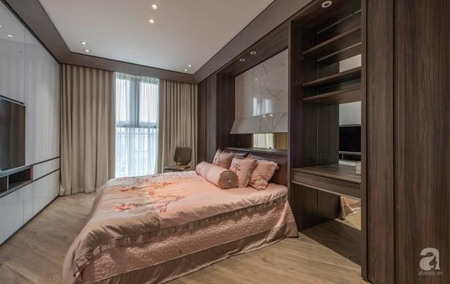 Cùng xem căn hộ 127m² có tổng chi phí thi công và hoàn thiện là 1,3 tỷ đồng ở Hà Nội này đặc biệt như thế nào - Ảnh 17.