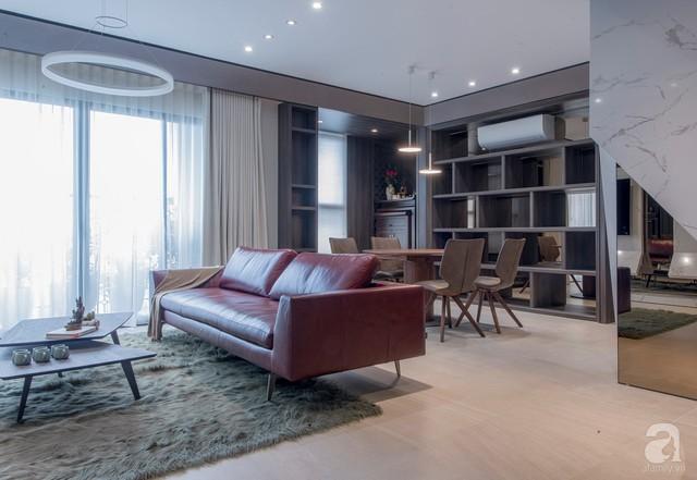 Cùng xem căn hộ 127m² có tổng chi phí thi công và hoàn thiện là 1,3 tỷ đồng ở Hà Nội này đặc biệt như thế nào - Ảnh 4.