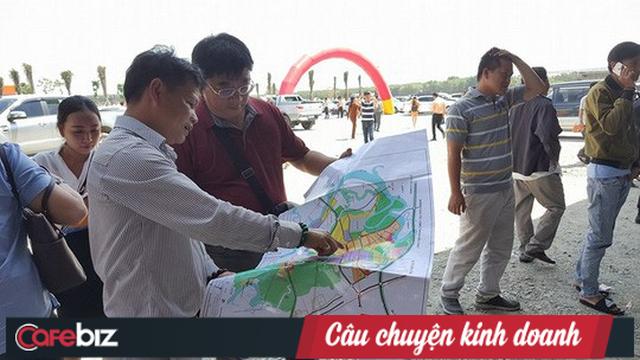 Chủ tịch DKRA Việt Nam: 1 tỉ đồng rất khó để mua bất động sản ở Sài Gòn - Ảnh 1.