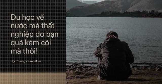 Tiến sĩ Việt tại Anh: Du học về nước thất nghiệp là do bản thân kém cỏi, nghĩ mình đủ giỏi sao không tự mở công ty? - Ảnh 1.