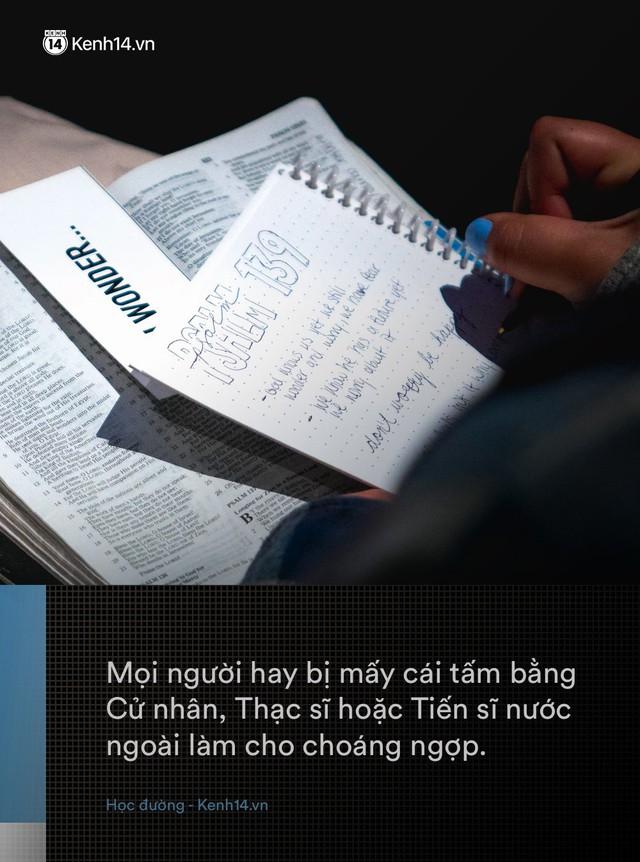 Tiến sĩ Việt tại Anh: Du học về nước thất nghiệp là do bản thân kém cỏi, nghĩ mình đủ giỏi sao không tự mở công ty? - Ảnh 3.