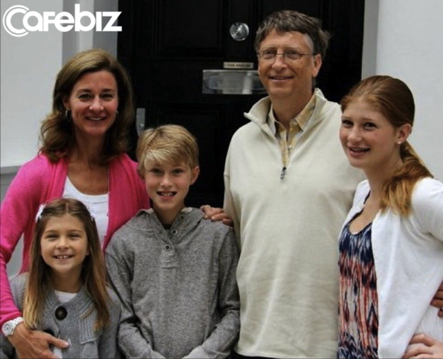 Lời nhắn của vợ chồng tỷ phú Bill Gates tới các con: Kết hôn đúng người còn quan trọng hơn cả việc chọn trường, chọn nghề. Hãy thật cẩn thận và tỉnh táo - Ảnh 1.