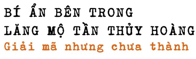 Bí ẩn lăng mộ Tần Thủy Hoàng: Phát hiện mới bác bỏ lầm tưởng vĩ đại suốt 4 thập kỷ - Ảnh 2.