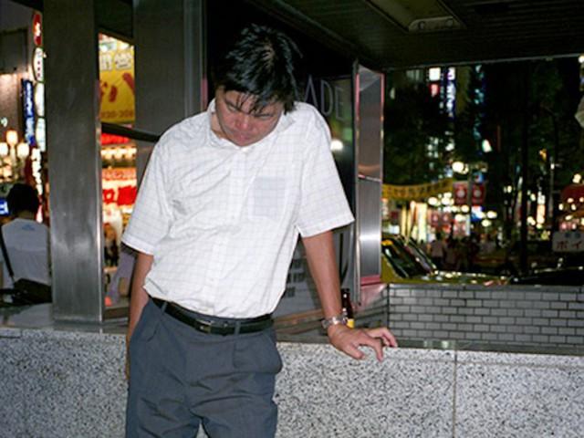 Chùm ảnh cho thấy văn hóa làm việc khắc nghiệt nhất thế giới của Nhật Bản - Ảnh 2.