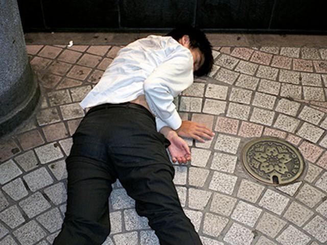 Chùm ảnh cho thấy văn hóa làm việc khắc nghiệt nhất thế giới của Nhật Bản - Ảnh 53.