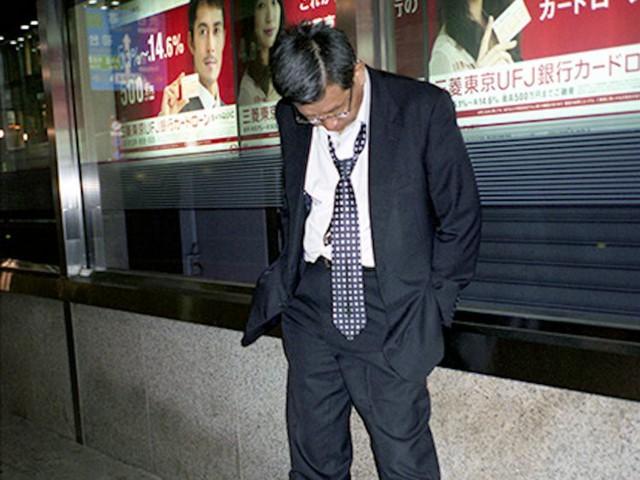 Chùm ảnh cho thấy văn hóa làm việc khắc nghiệt nhất thế giới của Nhật Bản - Ảnh 43.
