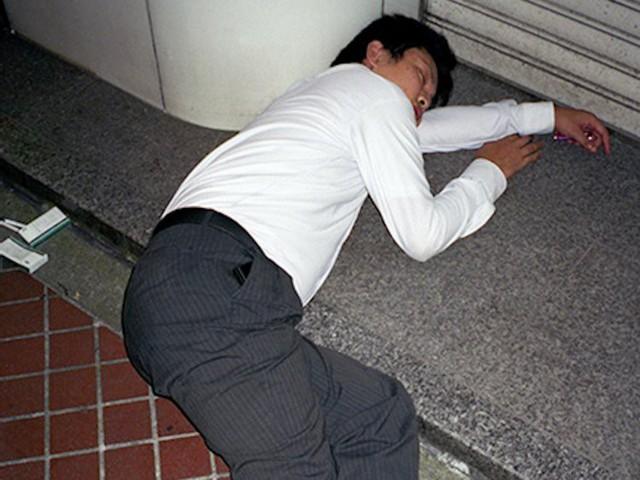 Chùm ảnh cho thấy văn hóa làm việc khắc nghiệt nhất thế giới của Nhật Bản - Ảnh 44.