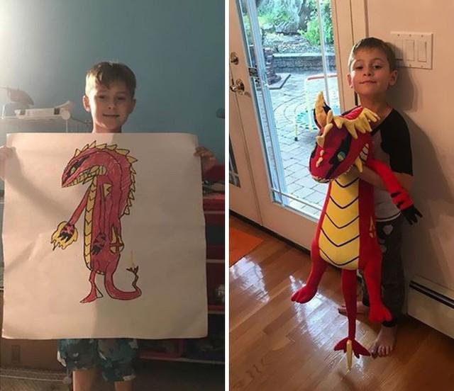 Biến những bức vẽ nguệch ngoạc thành đồ chơi, công ty này đang chiếm trọn cảm tình của trẻ em trên thế giới - Ảnh 7.