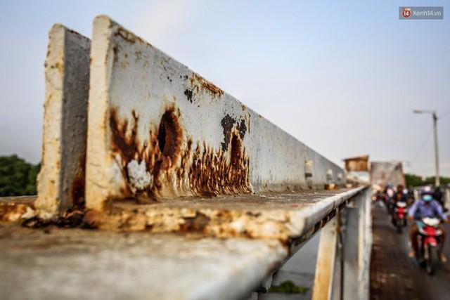 Ngắm cây cầu bằng thép Eiffel hơn 100 tuổi ở Sài Gòn trước ngày khai tử, kinh phí tháo dỡ tốn 14,8 tỷ đồng - Ảnh 15.
