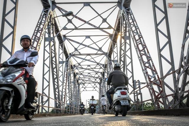 Ngắm cây cầu bằng thép Eiffel hơn 100 tuổi ở Sài Gòn trước ngày khai tử, kinh phí tháo dỡ tốn 14,8 tỷ đồng - Ảnh 21.