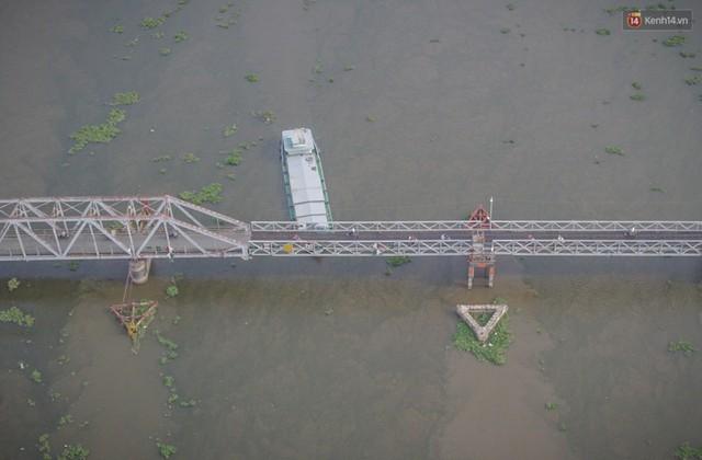 Ngắm cây cầu bằng thép Eiffel hơn 100 tuổi ở Sài Gòn trước ngày khai tử, kinh phí tháo dỡ tốn 14,8 tỷ đồng - Ảnh 4.
