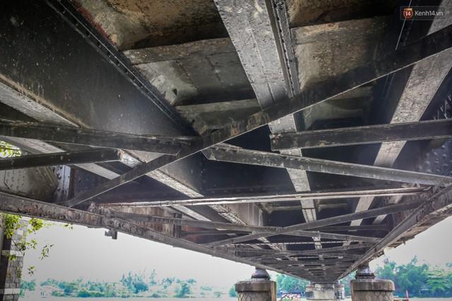 Ngắm cây cầu bằng thép Eiffel hơn 100 tuổi ở Sài Gòn trước ngày khai tử, kinh phí tháo dỡ tốn 14,8 tỷ đồng - Ảnh 5.