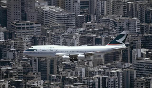Kai Tak - Sân bay khó hạ cánh nhất thế giới, gắn liền với thời kỳ hoàng kim của Hồng Kông - Ảnh 2.
