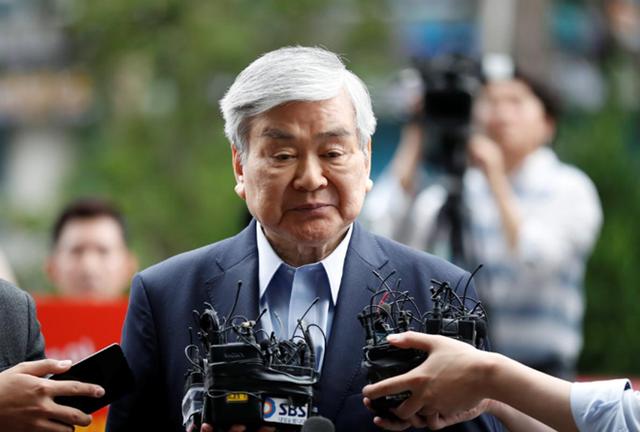 Chủ tịch Korean Air đột ngột qua đời sau loạt bê bối của gia đình - Ảnh 1.