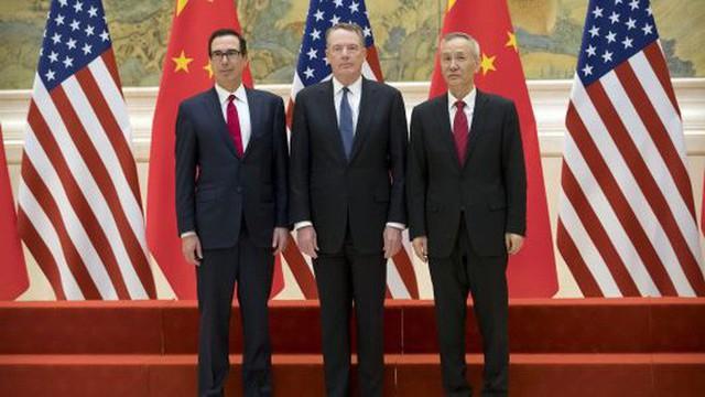 Chỉ là bức ảnh bình thường tại Nhà Trắng nhưng lại tiết lộ nhiều điều của quan hệ Trung-Mỹ - Ảnh 2.