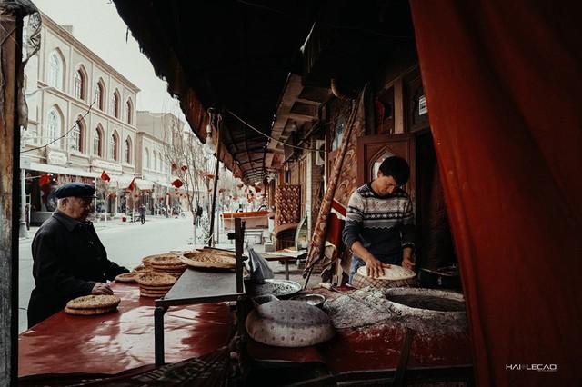 Lạnh -21 độ C nhưng vẫn đẹp tê tái, Tân Cương (Trung Quốc) quả không hổ danh đẹp hơn tranh vẽ! - Ảnh 20.