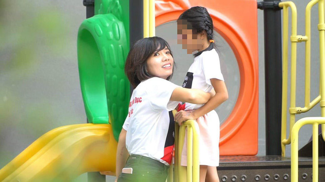 Cư dân chung cư nguyên Viện phó VKS sàm sỡ bé gái mặc áo đồng phục phản đối lạm dụng tình dục - Ảnh 3.