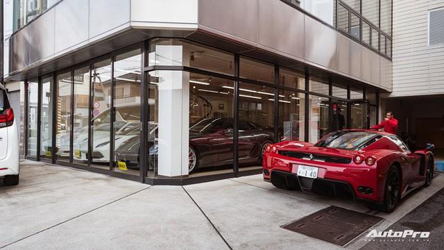 Mr. Ferrari - Từ tay chơi siêu xe tới cha đỡ đầu của 'ngựa chồm' tại Nhật Bản - Ảnh 14.